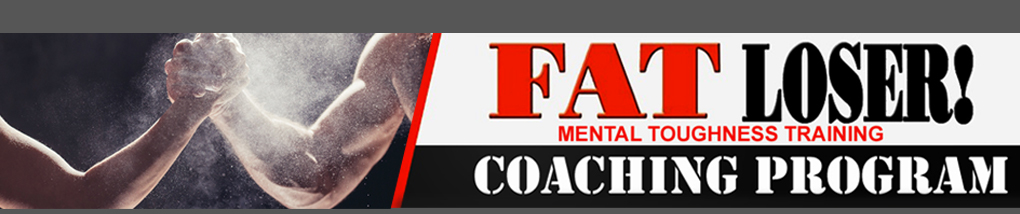 Fat Loser Coaching Header
